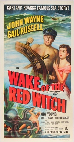 THE WAKE OF THE RED WITCH(1948) FILM POSTER 5