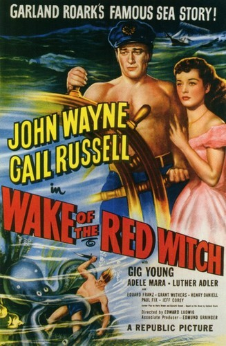 THE WAKE OF THE RED WITCH(1948) FILM POSTER 6