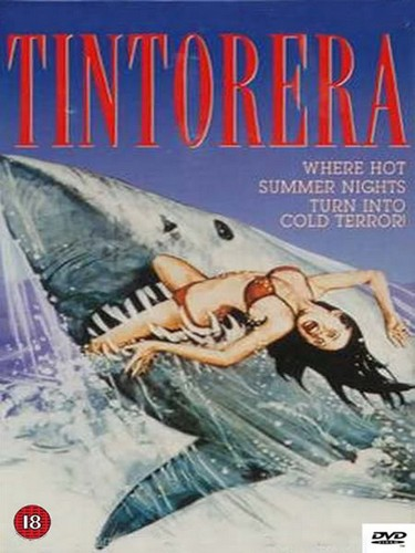 TINTORERA DVD COVER
