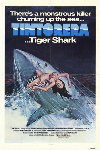 TINTORERA FILM POSTER 1