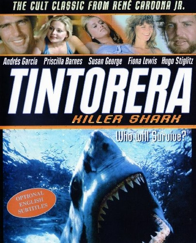 TINTORERA FILM POSTER 2