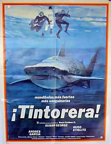 TINTORERA FILM POSTER 8
