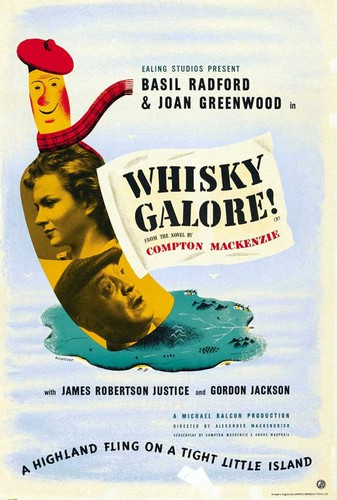 WHISKEY GALORE FILM POSTER 11