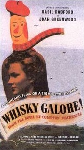 WHISKEY GALORE FILM POSTER 4