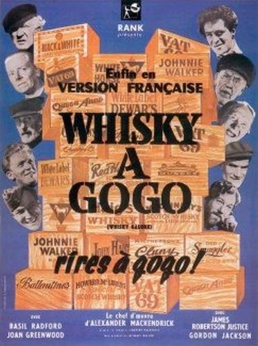 WHISKEY GALORE FILM POSTER 6