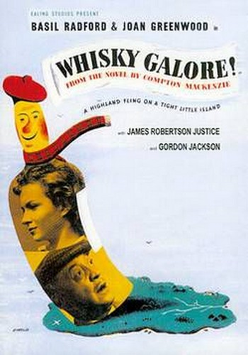 WHISKEY GALORE FILM POSTER 9