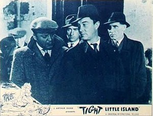 WHISKEY GALORE LOBBY CARD 1