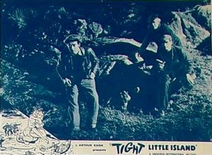 WHISKEY GALORE LOBBY CARD 2