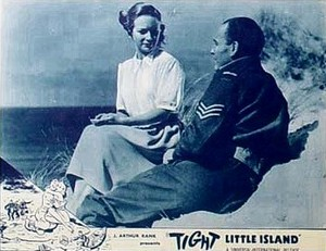 WHISKEY GALORE LOBBY CARD 5