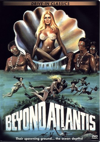BEYOND ATLANTIS DVD COVER