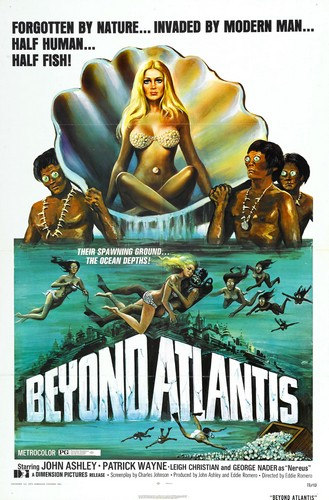 BEYOND ATLANTIS FILM POSTER 1