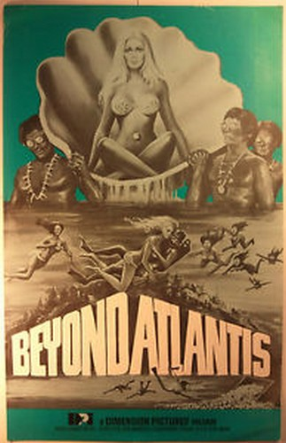 BEYOND ATLANTIS FILM POSTER 4