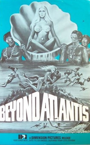 BEYOND ATLANTIS FILM POSTER 5