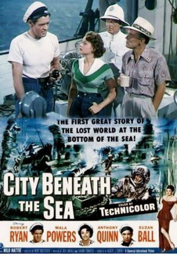 CITY BENEATH THE SEA FILM POSTER 3