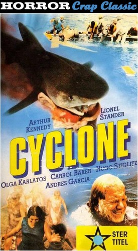 CYCLONE VHS COVER