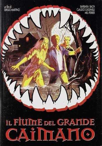 IL FIUME DEL GRANDE CAIMANO(1979) FILM POSTER 2