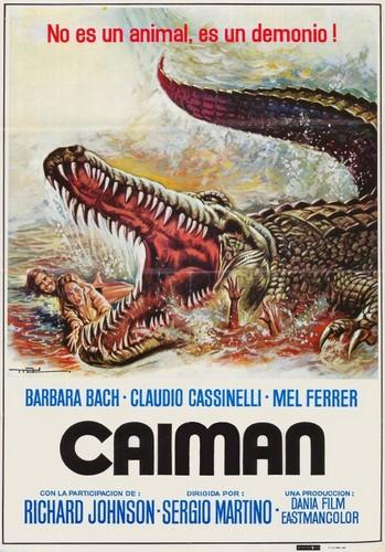 IL FIUME DEL GRANDE CAIMANO(1979) FILM POSTER 5