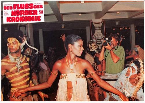 IL FIUME DEL GRANDE CAIMANO(1979) LOBBY CARD 2