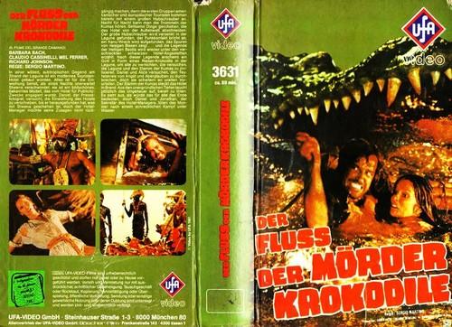 IL FIUME DEL GRANDE CAIMANO(1979) VHS COVER 6