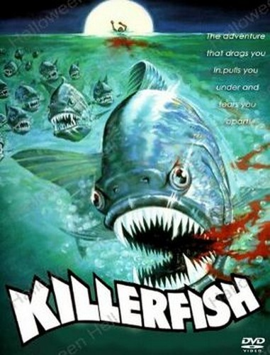 KILLER FISH FILM POSTER 5