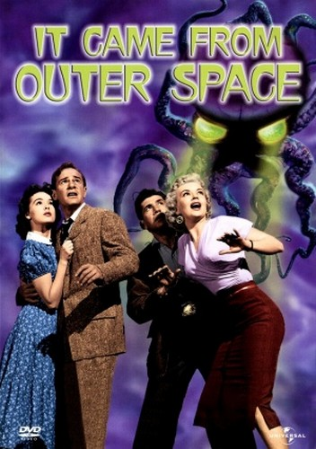 IT CAME FROM OUTER SPACE FILM POSTER 4