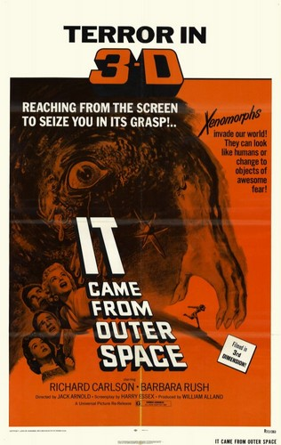 IT CAME FROM OUTER SPACE FILM POSTER 5