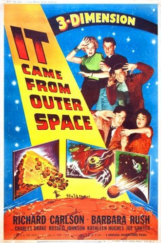 IT CAME FROM OUTER SPACE FILM POSTER 6
