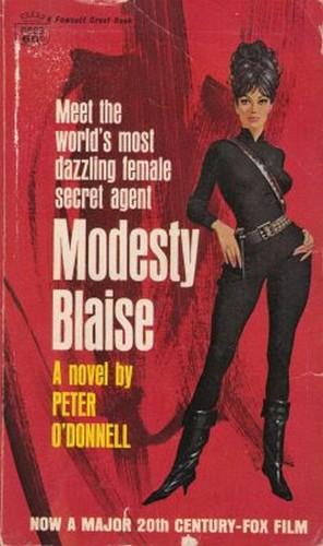 MONTESTY BLAISE 25