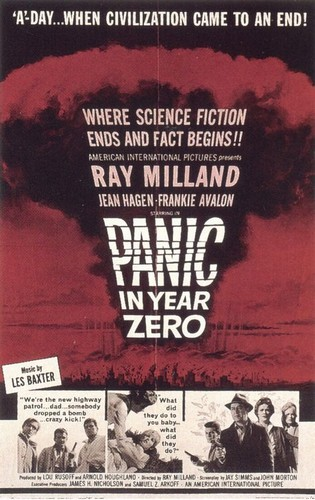 PANIC IN YEAR ZERO FILM POSTER 1