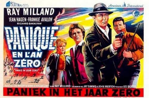 PANIC IN YEAR ZERO FILM POSTER 10