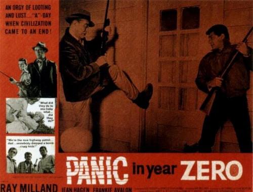 PANIC IN YEAR ZERO FILM POSTER 12