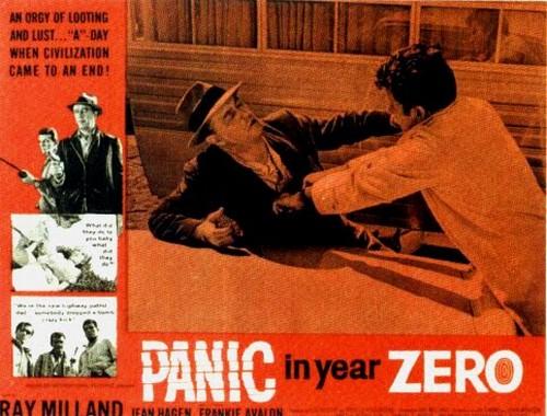 PANIC IN YEAR ZERO FILM POSTER 13