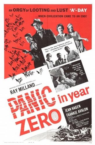 PANIC IN YEAR ZERO FILM POSTER 5