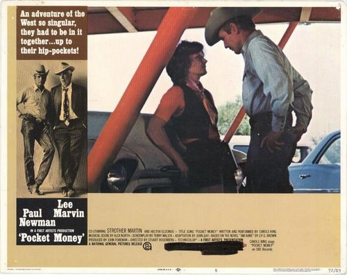 POCKET MONEY LOBBY CARD 1