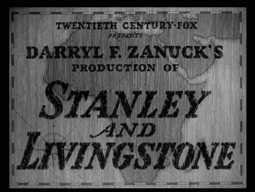 STANLEY & LIVINGSTONE (1)