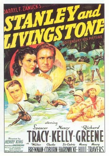 STANLEY & LIVINGSTONE FILM POSTER 2