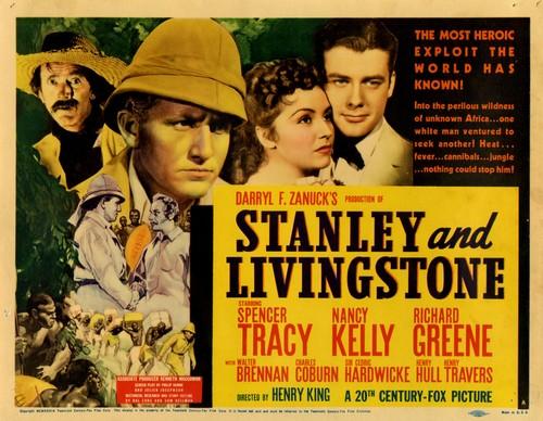 STANLEY & LIVINGSTONE FILM POSTER 3