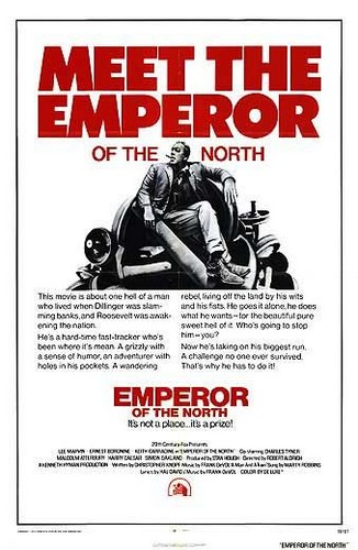THE EMPEROR OF THE NORTH POLE FILM POSTER 2
