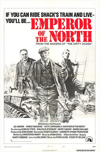 THE EMPEROR OF THE NORTH POLE FILM POSTER 3