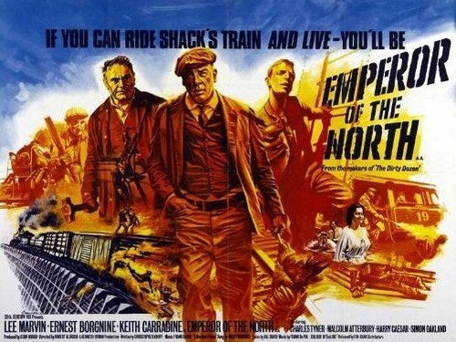 THE EMPEROR OF THE NORTH POLE FILM POSTER 5
