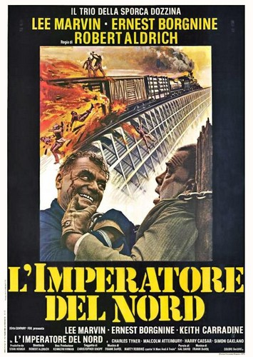 THE EMPEROR OF THE NORTH POLE FILM POSTER 6
