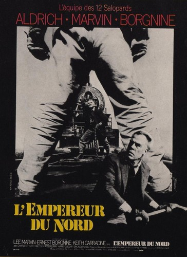 THE EMPEROR OF THE NORTH POLE FILM POSTER 7