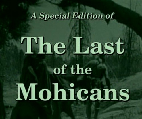 THE LAST OF THE MOHICANS 1920 (1)