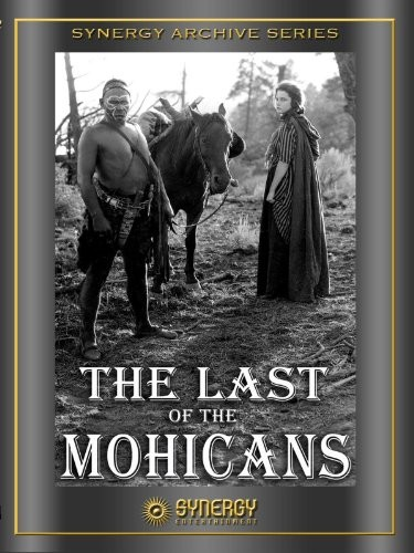 THE LAST OF THE MOHICANS 1920 FILM POSTER 2