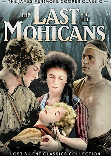 THE LAST OF THE MOHICANS 1920 FILM POSTER 3