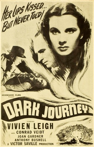 DARK JOURNEY FILM POSTER 1