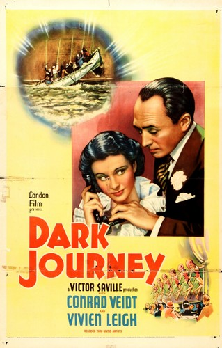 DARK JOURNEY FILM POSTER 2