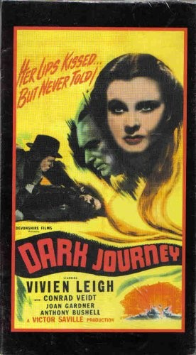 DARK JOURNEY FILM POSTER 4