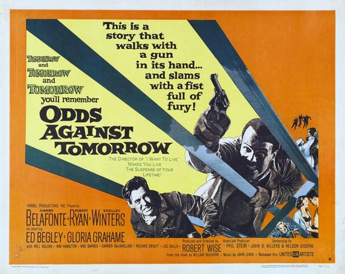 ODDS AGAINST TOMORROW FILM POSTER 2