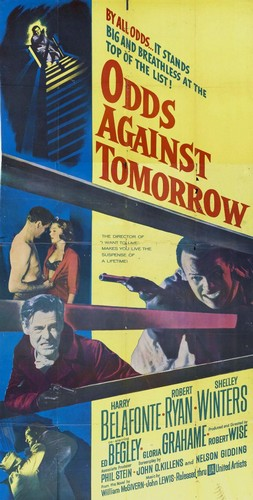ODDS AGAINST TOMORROW FILM POSTER 3